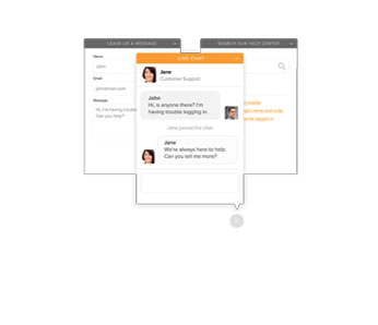 Chat moduler