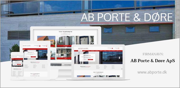 AB Porte & Døre ApS