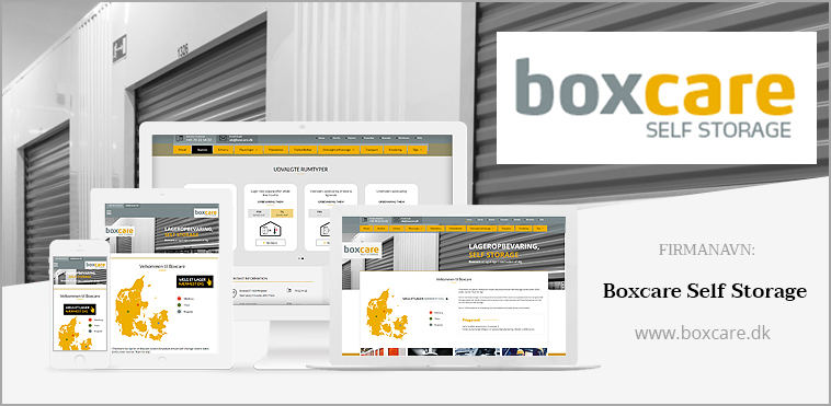 Boxcare Self Storage – Rum For Dig