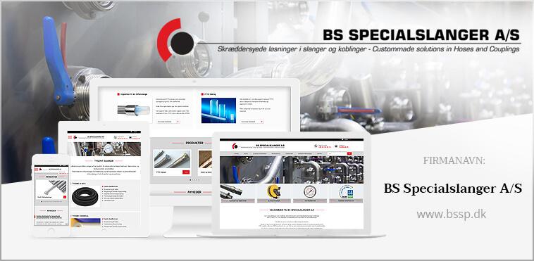B.S. Specialslanger A/S
