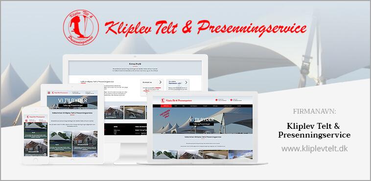 Kliplev Telt & Presenningservice ApS
