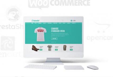Webshop E-Handel