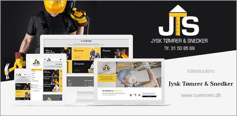 JTS – Jysk Tømrer & Snedker