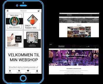 Webshop Løsninger
