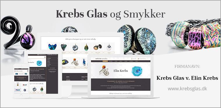 Krebs Glas og Smykker