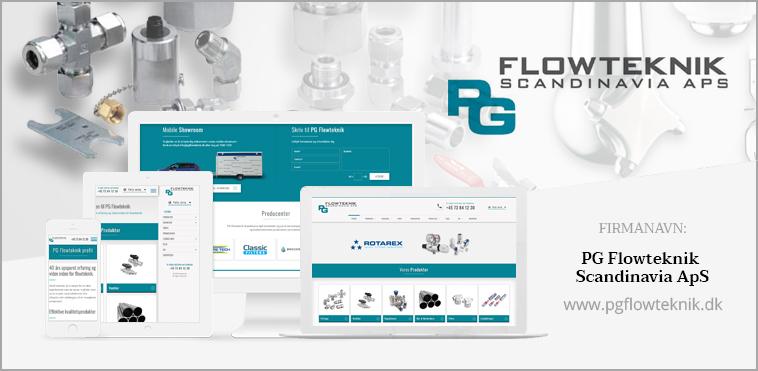 PG Flowteknik Scandinavia ApS