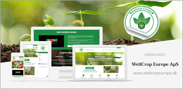 WellCrop Europe ApS