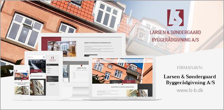 Larsen & Søndergaard Byggerådgivning A/S