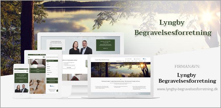 Lyngby Begravelsesforretning
