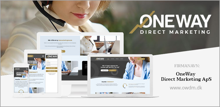 OneWay Direct Marketing ApS