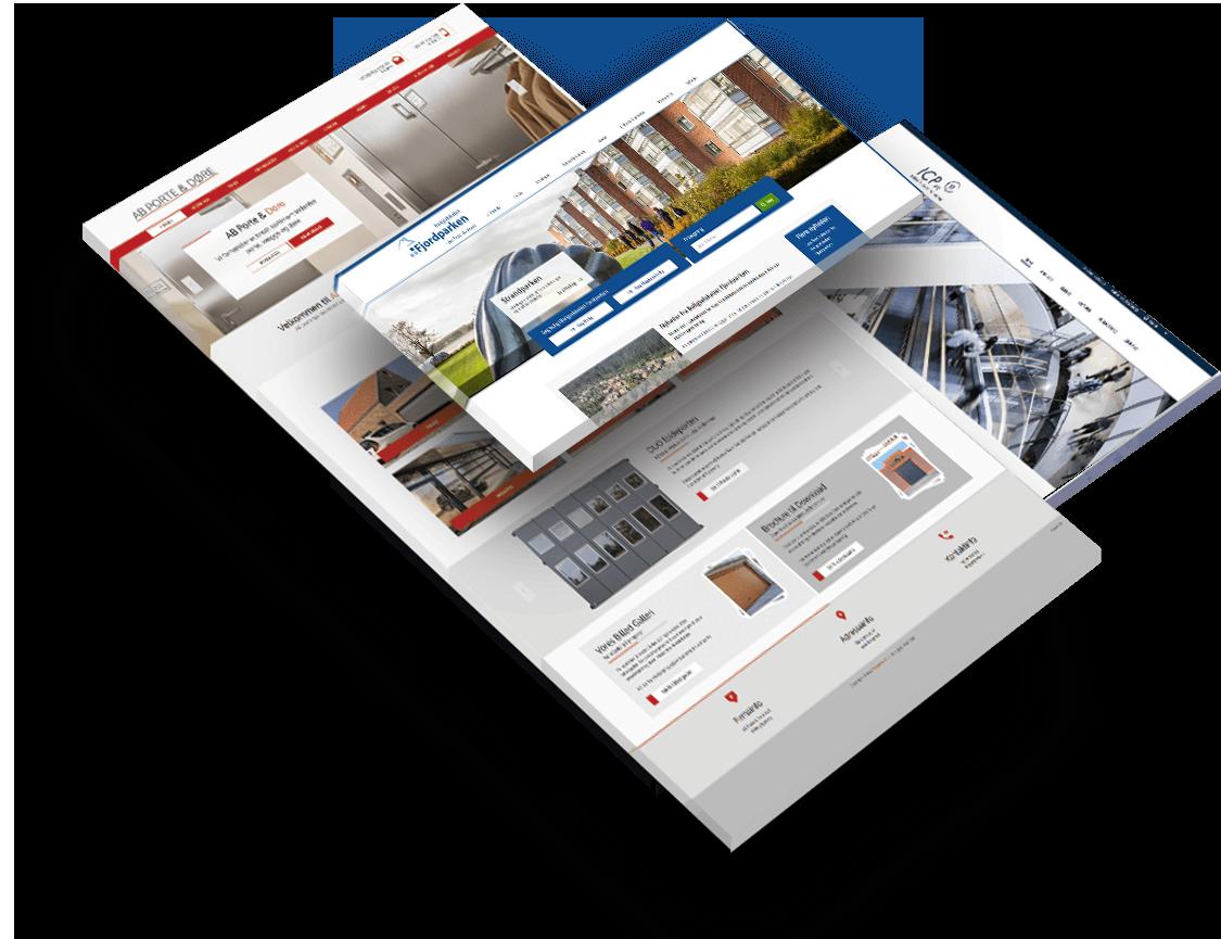 Hjemmeside Løsninger